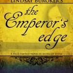 The Emperor's Edge, the first of six books in a fantasy series by Lindsay Buroker.