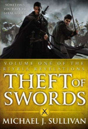 Theft of Swords Book Cover
