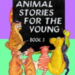 Corrina Holyoake ~ Cover for Animal Stories for the Young