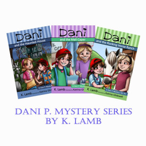 Dani P. Mystery Series by K. Lamb