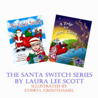 The Santa Switch Series by Laura Lee Scott